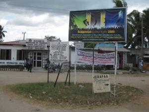 Townpost Bagamoyo